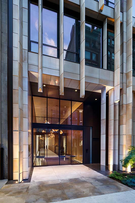 Photography of One Madison Place New York by Mark Steele Photography Inc