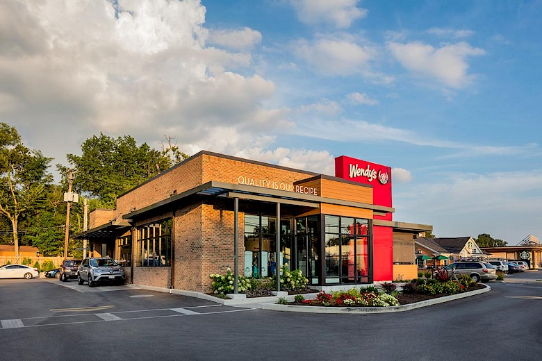 Photography of Wendy's Clintonville by Mark Steele Photography Inc