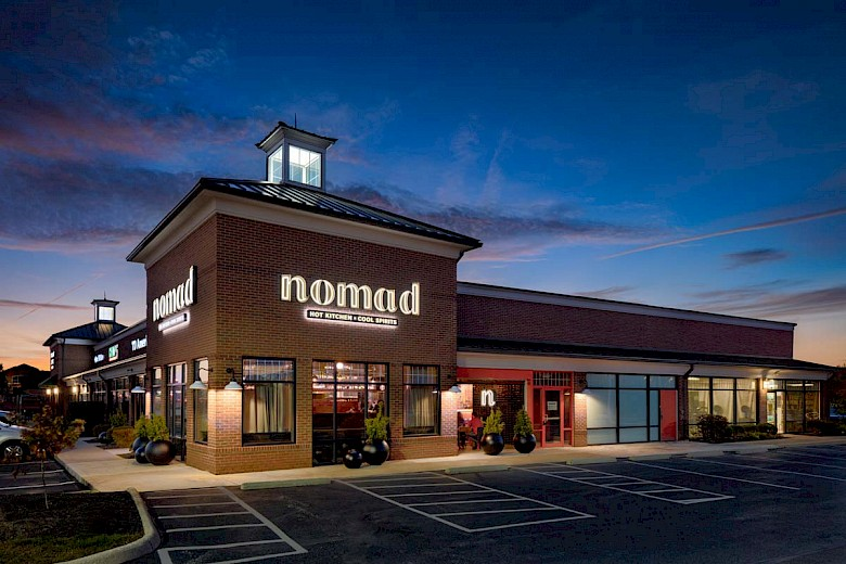 Photography of Nomad by Mark A Steele Photography Inc